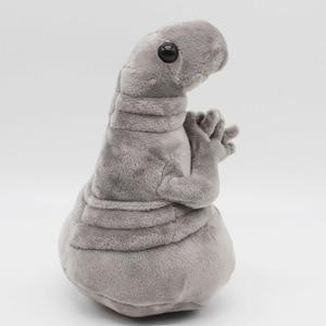 Image 4 - מחכה בפלאש צעצוע Meme טאבי אפור בועת צעצוע Snorp בפלאש בובת צעצועי Pochekun הומונקולוס Loxodontus צעצוע קטיפה