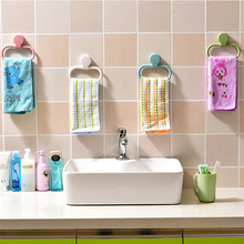 Strongwell Towel Storage Rack Kitchen Seamless Nail Cabinet Wipes Cleaning Cloth Washing Holder Tidy Stand Supplies