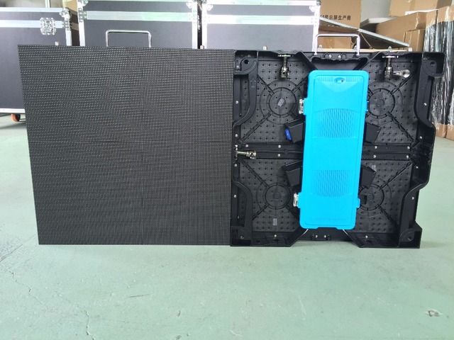 24pcs P3.91 indoor LED panel ,500X500mm aluminium die casting cabinet, full color video led display screen, led video wall