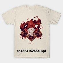 22dc752347 100% Cotton O-neck Custom Printed Tshirt Men T shirt Slave Knight Gael -