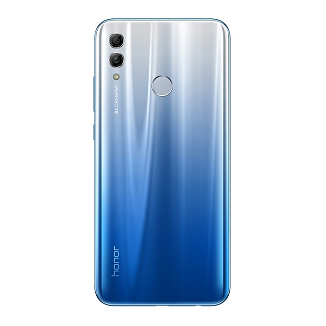 Huawei Honor 10 Lite 4G Android 9.0 6.21″ FHD 2340X1080 Dual Font Rear 24MP Camera Fingerprint Octa Core Mobile Phone
