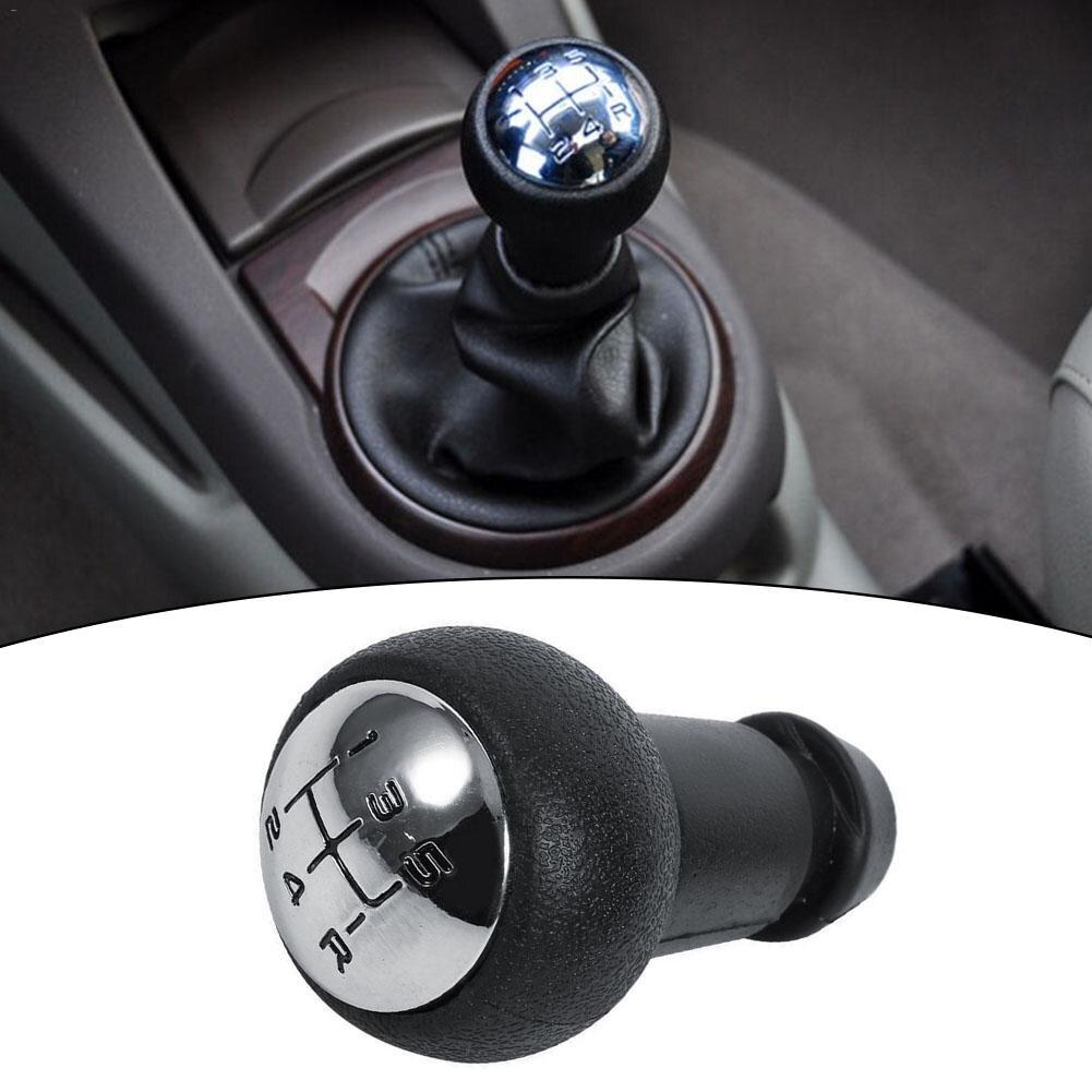 Car Manual Gear Stick Lever Shift Shifter Knob Head,5 Speed