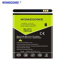 WONKEGONKE BQ-4072 Battery For BQ 4072 Strike mini mobile