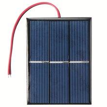 Brand New 0.65W 1.5V Solar panel black brand new black