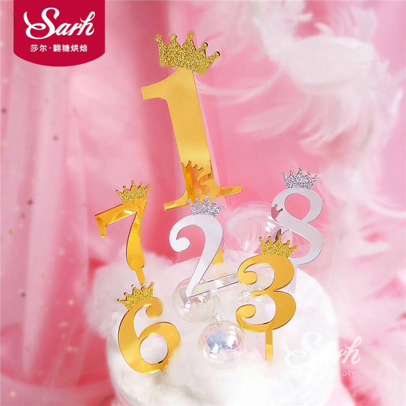 Surprising Best Number Cake Toppers Birthday Gold Brands And Get Free Funny Birthday Cards Online Inifofree Goldxyz