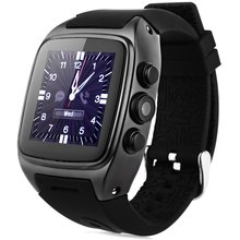 Hot sale Hot sale Fashionable ORDRO SW16 Android 4 4 3G Smartwatch Phone MTK6572 Dual Core