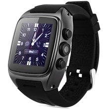 Heißer verkauf! heißer verkauf Modische ORDRO SW16 Android 4.4 3G Smartwatch Telefon MTK6572 Dual Core 1,0 GHz IP67 Wasserdichte Intelligente Uhr W