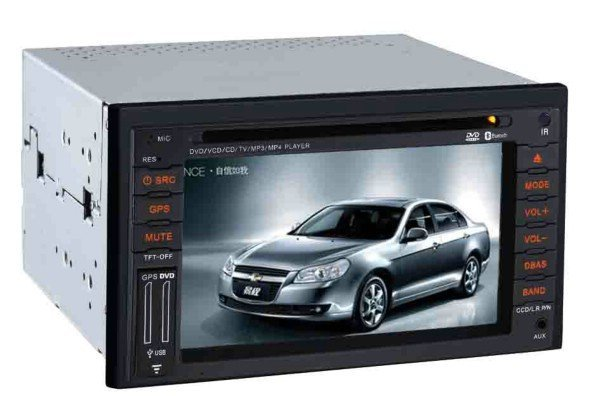Specail Car DVD Player for CHEVROLET EPICR with DVD/VCD/Radio/Bluetooth/TV tuner/MP4/MP3