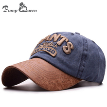 f9920878053be Pump Queen 2018 Cotton Vintage Baseball Cap GIANTS Letters Embroidery. US   4.98   piece Free Shipping