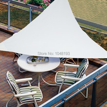 Беседка, бассейн, тента двор, треугольники затенения паруса чистых навес солнца тени