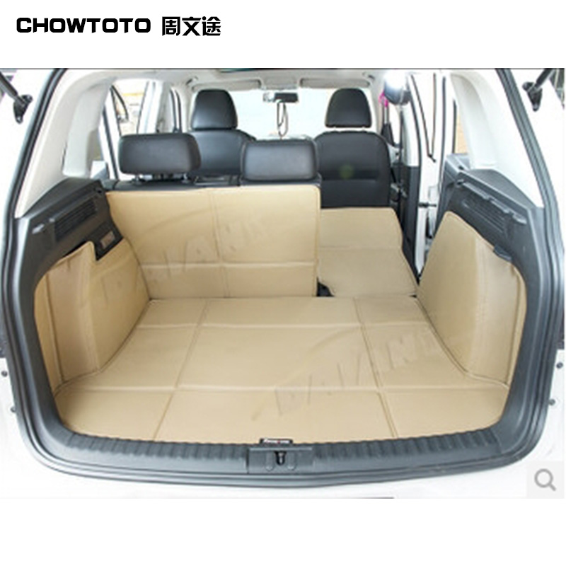 Chowtoto Aa Auto Mats For Volkswagen Tiguan Car Trunk Mat