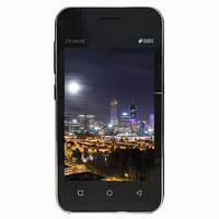 Original China Cheap Bar Cell Phone 3.5'' Big HD Capacitive Touch Screen Russian Mobile Phone H mobile