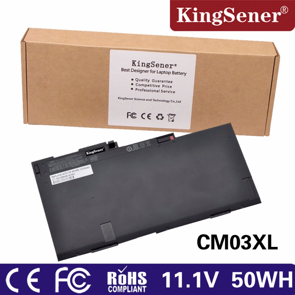KingSener New CM03XL Battery for HP EliteBook 840 850 G1 ZBook 14 HSTNN-DB4Q HSTNN-IB4R HSTNN-LB4R 716724-171 717376-001 744009 501 744009 001 for hp probook 640 g1 650 g1 motherboard socket 947 hm87 ddr3l tested working