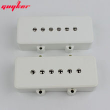Pickup Set for Jazzmaster Guitar White(China)