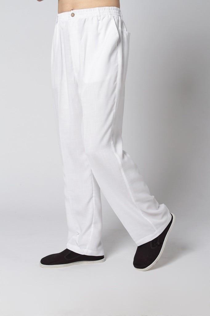 Online Get Cheap White Linen Pants Men -Aliexpress.com   Alibaba Group