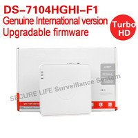 DS 7104HGHI F1 English Version H 264 4CH Turbo HD DVR 1080P Lite Mode 1SATA Ports