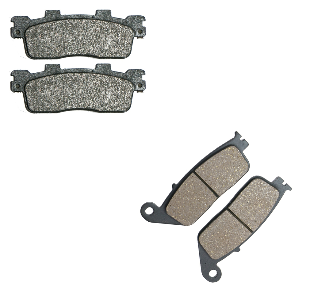 Brake Pads  for KYMCO 125 i Downtown C2100 2009 - 2014 / Superdink V21000 2008 2009 2010 2011 2012 2013 2014 2015 / 200 i 10-12 for cech downtown cool vakoou blog directory of free passenger wrangler platinum ruifeng zhefront and rear brake pads 300c