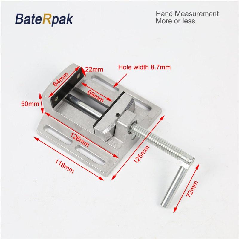 BG-6350 Mini összetett pad / famegmunkálási padok, RCIDOS asztali - Famegmunkáló berendezések - Fénykép 4