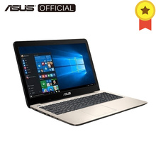 ASUS Laptop A556UR Dual Core Intel Core i5 7200U 15.6 inch 1920x1080 Screen Windows10 4GB DDR4 RAM 500GB SSD ROM Notebook PC