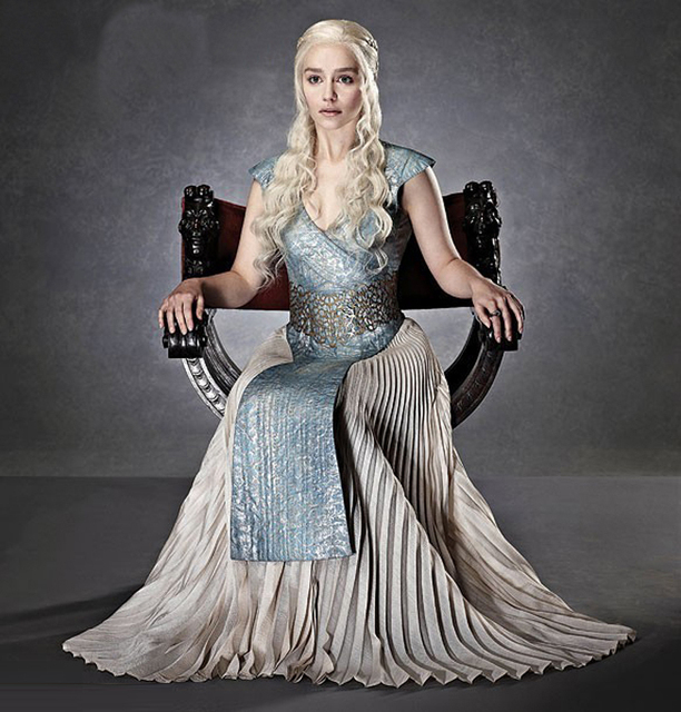 Game Of Thrones Khaleesi Halloween Costume