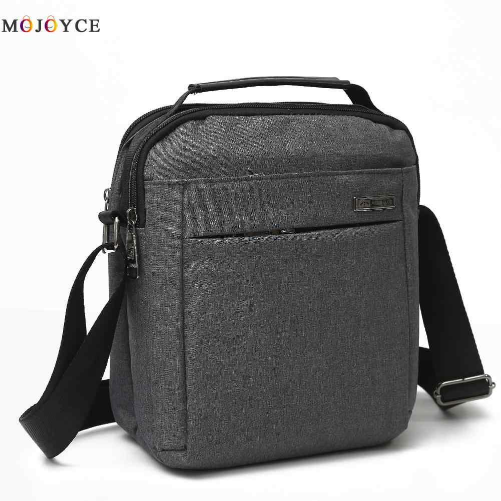 82c7b3ba7bff Горячая Распродажа мужские дорожные сумки крутая Холщовая Сумка модные мужские  сумки-мессенджеры высокого качества брендовые