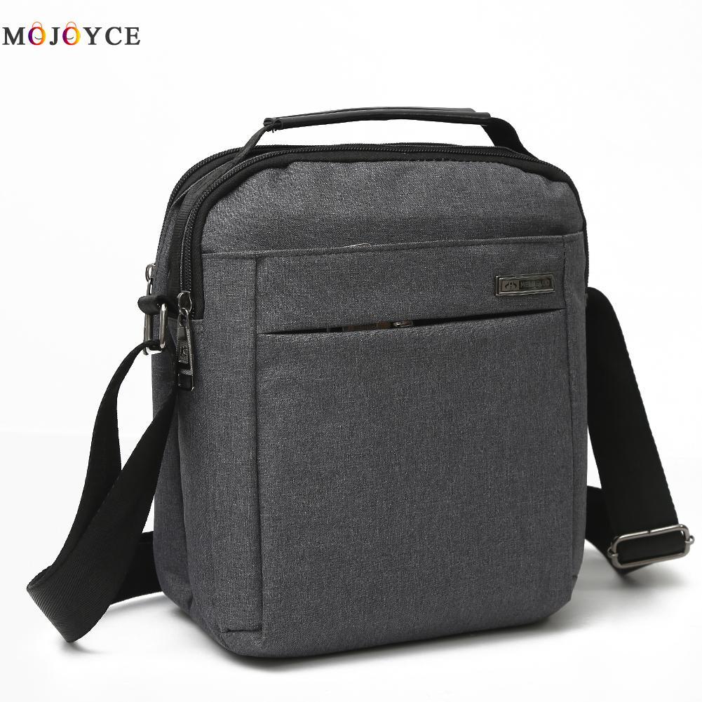 Borse da viaggio degli uomini di Hotsale fresco borsa di Tela degli uomini di modo del messaggero borse di marca di alta qualità bolsa masculina sacchetti di spalla