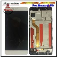 AAA Quality LCD +Frame For HUAWEI P9 Lite Lcd Display Screen For HUAWEI P9 Lite Digitizer Assembly 5.2 Inch EVA L29 DL00 L09 AL1