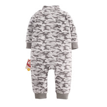 Baby Clothes Jumpsuit Collar