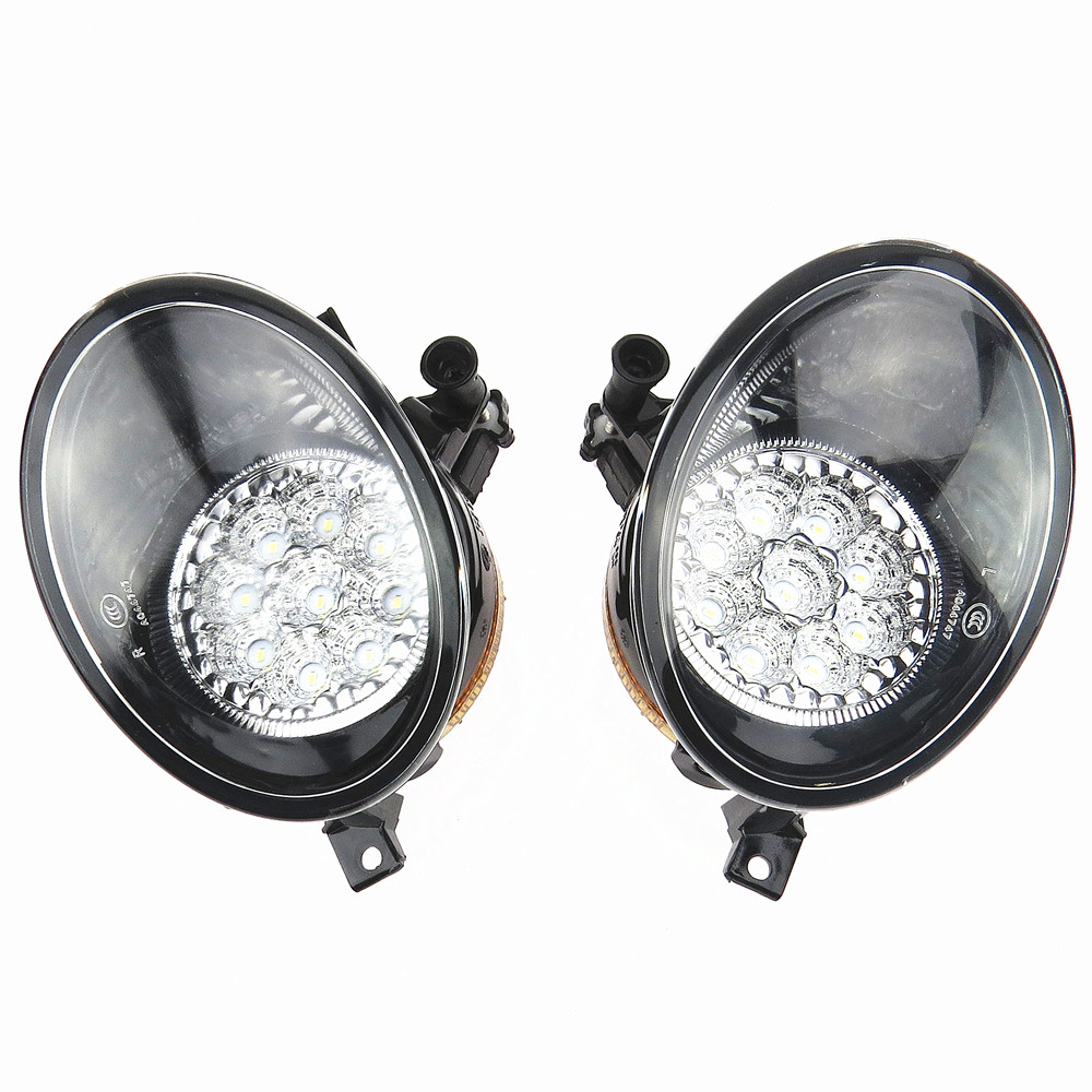 DOXA 1 Pair 5KD941699 5KD941700 LED Left Right Front Bumper Fog Lights For VW Golf MK6 Plus Jetta Tiguan Caddy EOS Touran Beetle doxa doxa 105 10 101 01 page 5