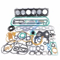 6BG1(T) Engine Overhaul Gasket Kit For Forklift Hitachi JS200 JS240 JT210 JS220LC Excavator|Engine Rebuilding Kits|   -