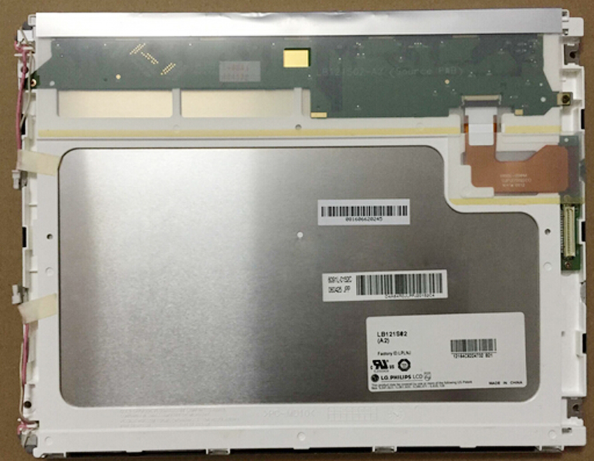 Original new 12.1 inch LB121S02-A2 LB121S03-TD01 LB121S01 original 12 1 inch lb121s02 a2 lcd screen panel 100