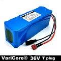 36 V 10Ah (10S3P) аккумуляторные батареи  сменные велосипеды  электрические автомобильные батареи  42V литиевый аккумулятор + 42V2A зарядное устройств...