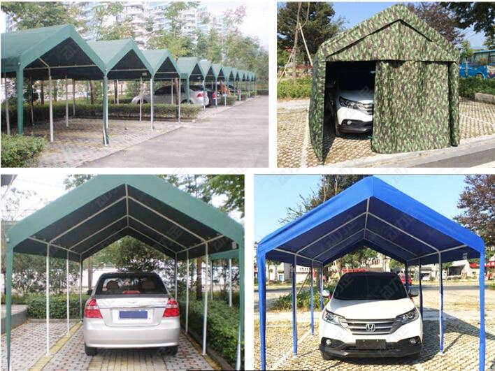 Folding car tent customized hood folding sun shading car ...