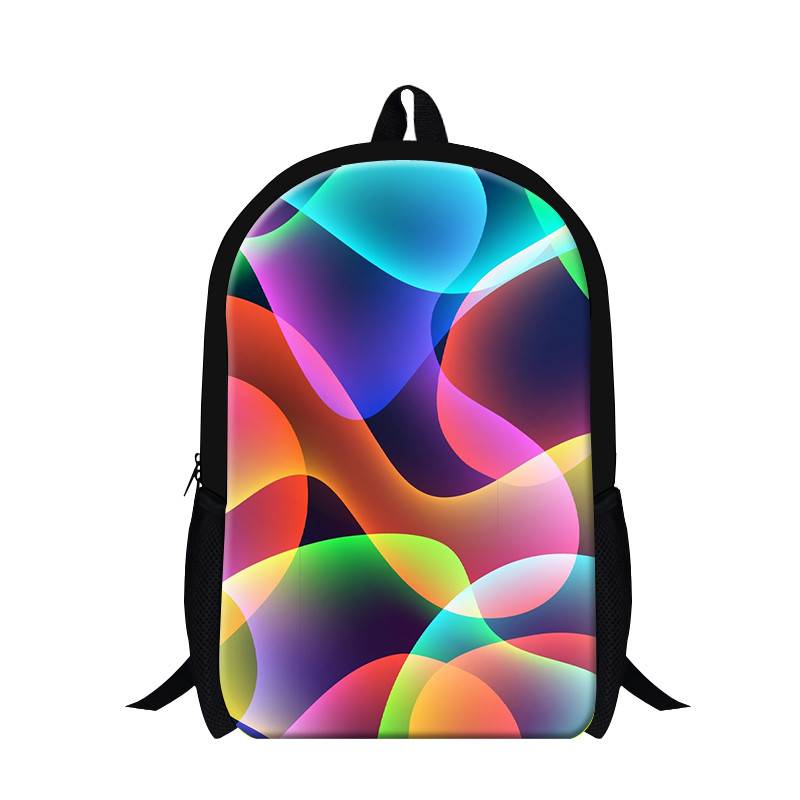 13 2015 New Hot Canvas Backpack Female Preppy Women Boy Girl Middle School Students Bag Solid Shoulder Travel Shopping Backpack