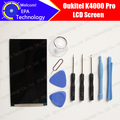 100% Original para Oukitel K4000 Pro Telefone Móvel LCD Screen Display Substituição Assembleia + Free ferramentas Torx