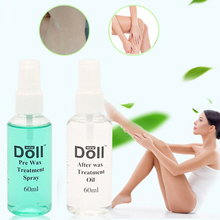 1 Pc 60ml Smooth 100% Natural Permanent Hair Removal Spray L