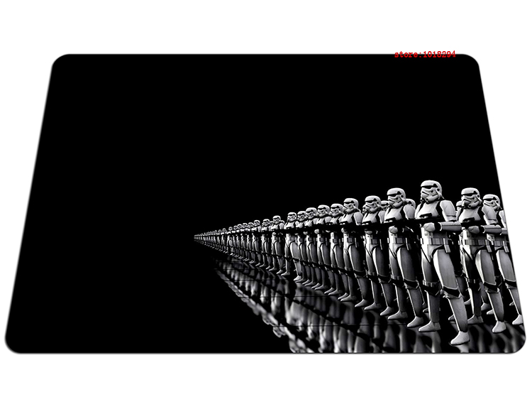 Star Wars mouse pad stormtroopers gaming mousepad 2016 new gamer mouse mat pad game computer desk padmouse keyboard play mats