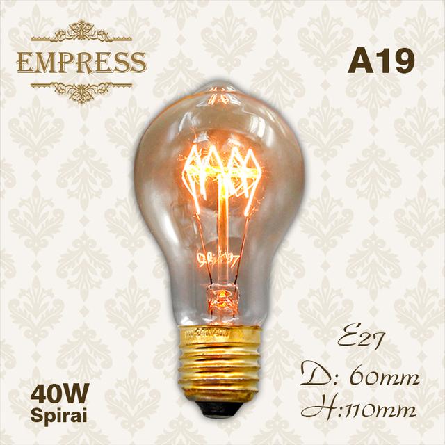 lámpara Steampunk, 40 W filamentos de ampolla, arquitecto lámpara, iluminación industrial, luz, lámpara de edison, lámpara de noche, Bombilla de edison lámpara de bombilla E27 220 V incandescentes retro lámpara luz decorativa bombilla de edison