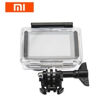 Protective Waterproof Case Mount Diving Shell Cover Housing Protector for Xiaomi Mijia Mini Sports Action Sports Camera Parts