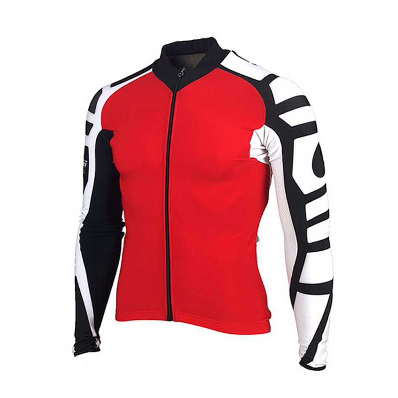 2016 Cycling jersey Spring Summer Breathable MTB/Road Bike Clothing Quick-dry Long Sleeve Maillot Bicycle Clothes ropa ciclismo breathable quick dry bike ropa ciclismo skintight short sleeve cycling jersey clothes gel pad bicycle cycling clothing