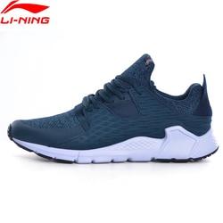 Li-Ning Men Sport Walking Shoes Fitness Light Sneakers TPU Support Stability LiNing Sneakers Sports Shoes GLKM111 YXB121