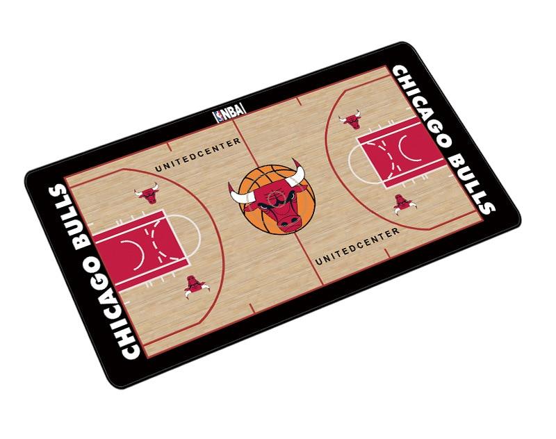 800*300*2 Size Basketball Series New Mousepad Large Gaming Mouse Pad Lockedge Mouse Mat Keyboard Pad For NBA NBA2KOL PUBG OW LOL