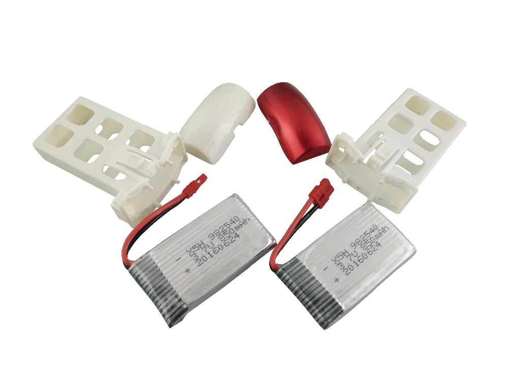 BLLRC samoloty uaktualnić baterii 3.7 V 850 mah dla SYMA X5UW X5UC części do helikoptera bateria litowa bateria z USB ładowarka