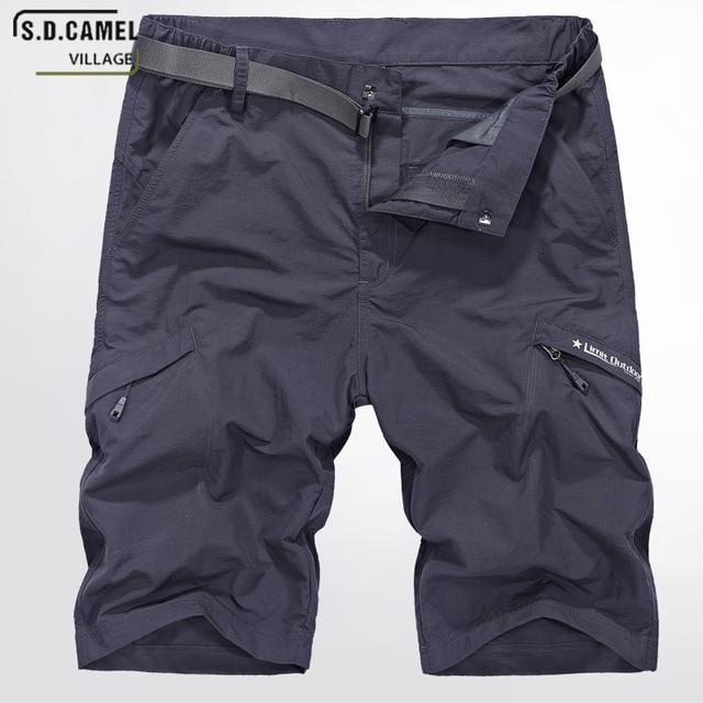 Neue Marke Wasserdichte Fracht Military Shorts Große Größe M-5XL Dünne  Material Für Sommer Kurze c1eef57f61
