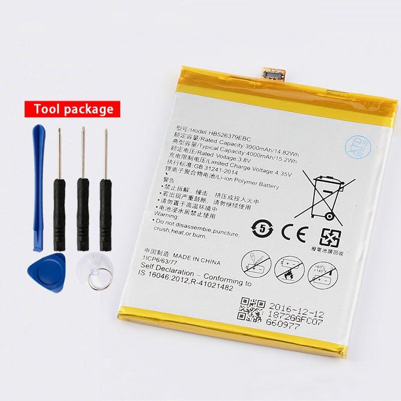 Original HB526379EBC 4000mAh phone battery For Huawei TIT-L01 TIT-TL00 -CL00 TIT-CL10 Y6 Pro Enjoy 5 HONOR 4c proOriginal HB526379EBC 4000mAh phone battery For Huawei TIT-L01 TIT-TL00 -CL00 TIT-CL10 Y6 Pro Enjoy 5 HONOR 4c pro