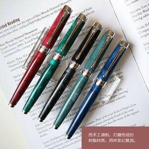 Image 3 - Asa sung 627 caneta caneta caneta tinta fino nib presente um extra m unidade nib canetas de escrita artigos de papelaria escritório escola suprimentos