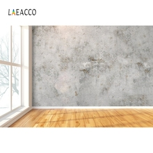 Laeacco Wooden Floor Indoor Room Window Portrait Photography Backgrounds Customized Photographic Backdrops For Photo Studio