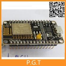 1pcs/lot NodeMcu Lua WIFI Internet of Things development board based CP2102 ESP8266 esp-12e for arduino(China (Mainland))