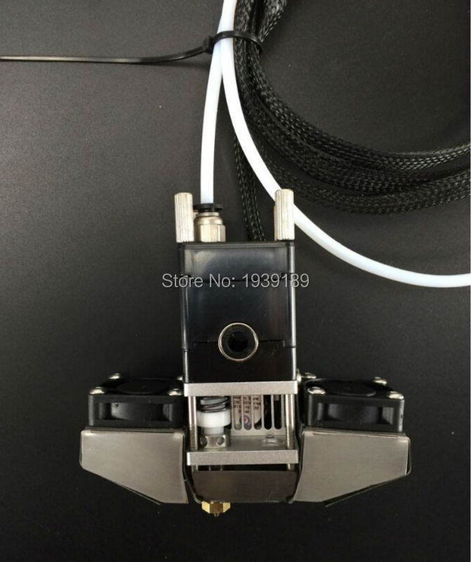 Free Transport! Ultimaker 2+ Um2+ Prolonged Olsson Block Nozzle Full Hotend Header Head For 3.00Mm Filament 3D Printer Half