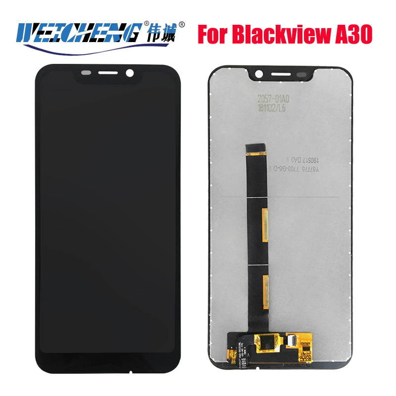 5.5 inch For Blackview A30 LCD Display +Touch Screen 100% Tested Screen Digitizer Assembly Replacement+Free Tools in Stock(China)